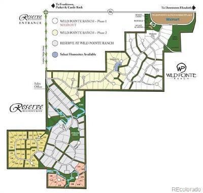 Elizabeth Residential Lots & Land Active: 270 High Meadows Loop