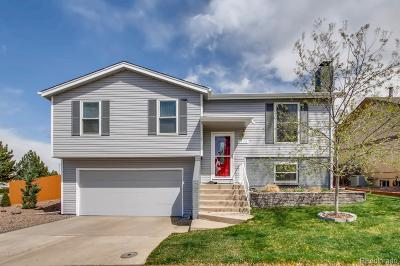 Arvada Single Family Home Active: 7770 Brentwood Street