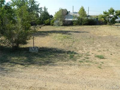 Broomfield Residential Lots & Land Active: 8010 Emerald Lane