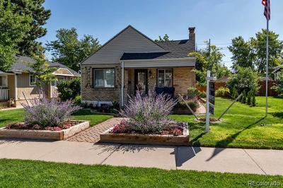 Englewood CO Single Family Home Active: $519,900 List Price