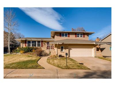 Denver Single Family Home Active: 3975 South Syracuse Way