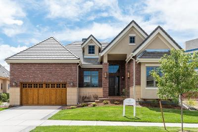 Arapahoe County Single Family Home Active: 33 Sommerset Circle