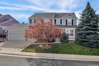 Highlands Ranch Single Family Home Under Contract: 1130 Southbury Place