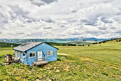 Park County Single Family Home Active: 156 Homestead Road
