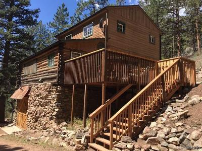 Pine Single Family Home Under Contract: 27403 Schuyler Gulch Road