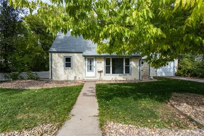 Littleton Single Family Home Under Contract: 2131 West Caley Avenue