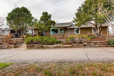 Castle Rock CO Single Family Home Active: $795,000