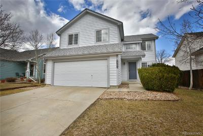 Broomfield Single Family Home Under Contract: 4261 Broemel Avenue
