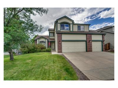 Broomfield Single Family Home Active: 12695 Wolff Street