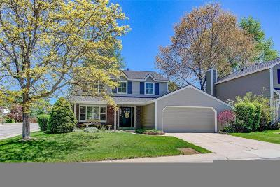Centennial Single Family Home Under Contract: 6806 South Locust Court