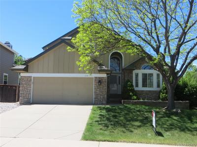 Highlands Ranch Single Family Home Active: 1716 Hermosa Drive