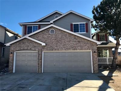 Centennial Single Family Home Under Contract: 5070 South Olathe Circle