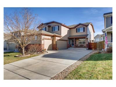 Littleton Single Family Home Under Contract: 6344 South Nelson Way