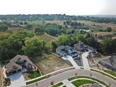 Arvada Residential Lots & Land Active: 7166 Holland Court