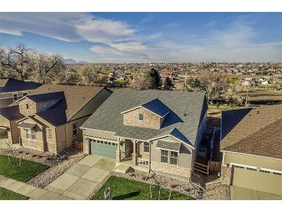 Arvada Single Family Home Active: 12931 West 74th Drive