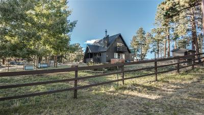 Bailey Single Family Home Under Contract: 17 Fawn Road