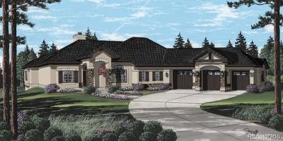 Larkspur CO Single Family Home Active: $797,900 List Price
