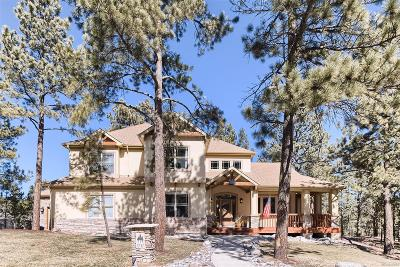 Larkspur CO Single Family Home Under Contract: $665,000
