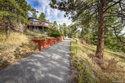 Golden Single Family Home Under Contract: 11773 Hillcrest Road