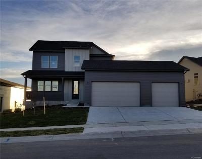 Firestone Single Family Home Active: 4568 Colorado River Drive Drive