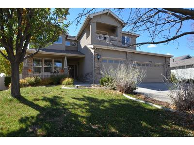 Westminster Single Family Home Under Contract: 7950 West 94th Place