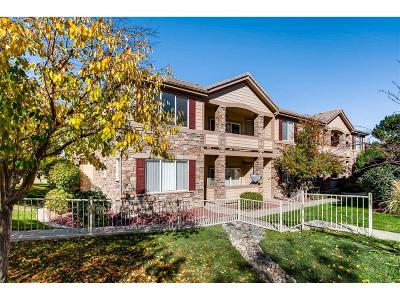 Aurora Condo/Townhouse Active: 7160 South Wenatchee Way #D