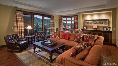 Steamboat Springs Condo/Townhouse Active: 2250 Apres Ski Way #407