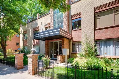 Denver Condo/Townhouse Active: 1375 North Williams Street #206