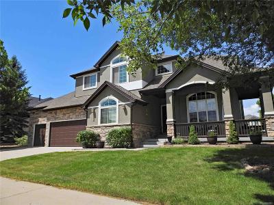 Broomfield Single Family Home Active: 3873 Broadlands Lane