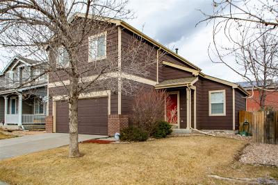 Northglenn Single Family Home Under Contract: 3183 East 107th Court
