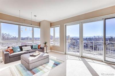 Denver Condo/Townhouse Active: 400 East 3rd Avenue #505