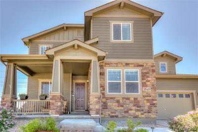 Castle Rock Single Family Home Active: 3549 Tailfeather Way