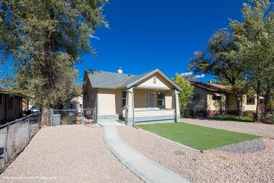 Denver Single Family Home Active: 3255 West Exposition Avenue