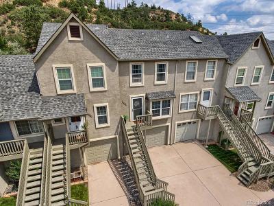 Colorado Springs Condo/Townhouse Active: 2458 Blazek Loop