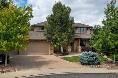 Broomfield Single Family Home Under Contract: 14165 Dorado Court