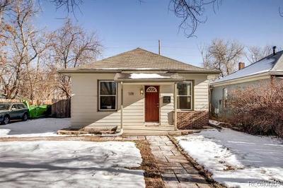 Lakewood Rental Active: 1338 Ames Street