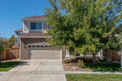 Aurora Single Family Home Active: 4805 South Eaton Park Way