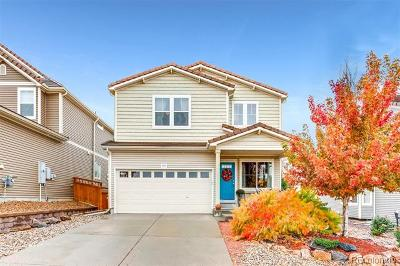 Castle Rock CO Single Family Home Active: $462,500