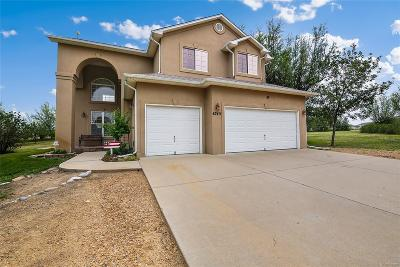 Firestone Single Family Home Under Contract: 6745 Owl Lake Drive