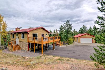 Conifer Single Family Home Active: 9752 Corsair Drive