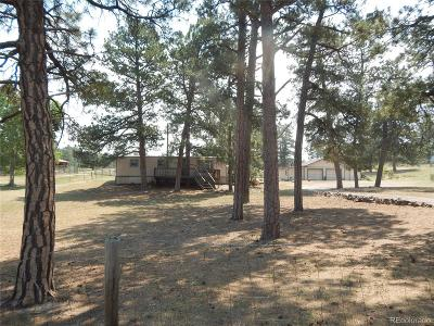 Elizabeth Single Family Home Under Contract: 33760 County Road 17