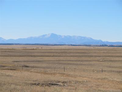 Kiowa CO Residential Lots & Land Active: $200,000