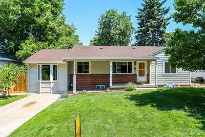 Englewood Single Family Home Under Contract: 1511 East Bates Avenue