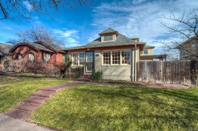 Denver Single Family Home Under Contract: 1312 South Josephine Street
