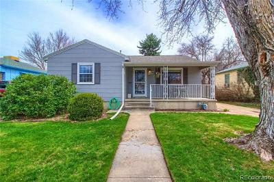 Single Family Home Under Contract: 2538 South High Street