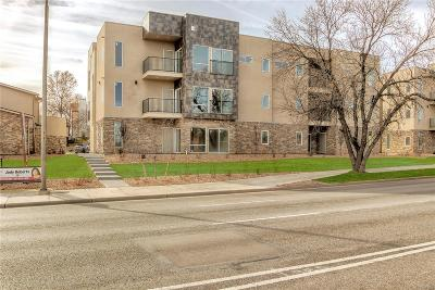 Aurora Condo/Townhouse Active: 14936 East Hampden Avenue #101