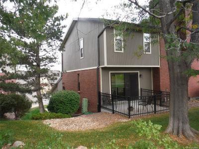 Golden Condo/Townhouse Under Contract: 92 South Holman Way