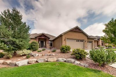 Monument Single Family Home Under Contract: 15962 Bridle Ridge Drive