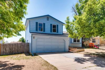 Aurora Single Family Home Active: 1422 South Biscay Way