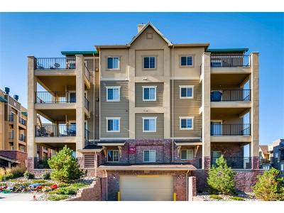 Highlands Ranch Condo/Townhouse Under Contract: 1062 Rockhurst Drive #207
